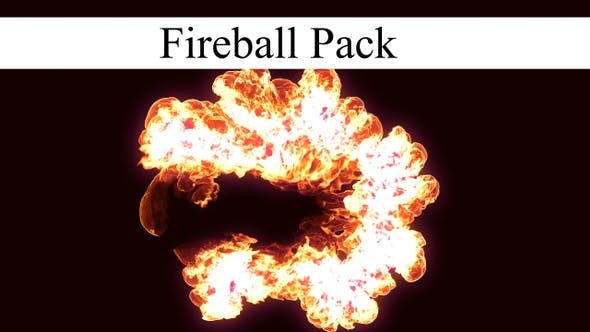 Thumbnail for Fire Ball Pack