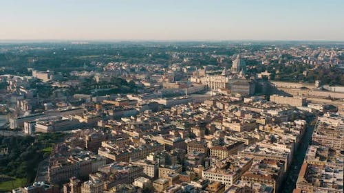 Vatican and St. Peter's Basilica