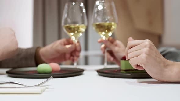 Thumbnail for Happy Family Couple Celebrating