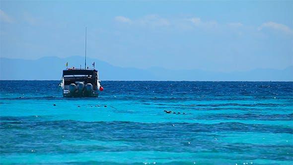Thumbnail for Boat in Ocean
