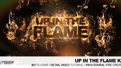 Up In The Flames Kit