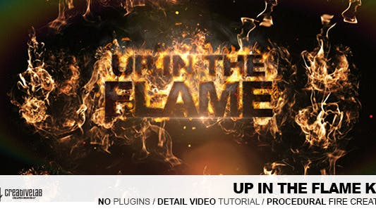 Thumbnail for Up In The Flames Kit
