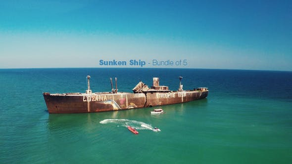 Thumbnail for Sunken Ship
