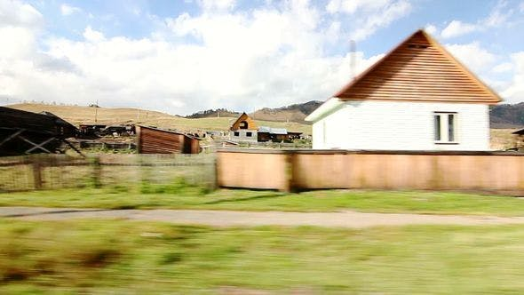 Thumbnail for Movement Through The Village In The Altai