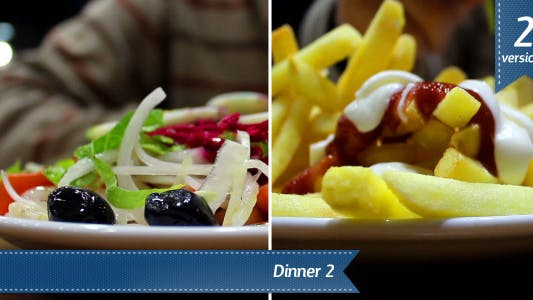 Thumbnail for Abendessen