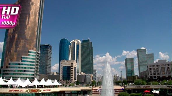 Thumbnail for Kazakhstans Capital Astana