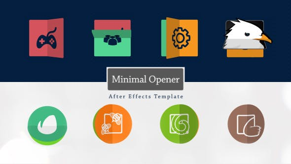 Thumbnail for Minimal Logo Opener
