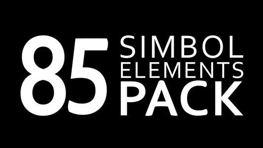 Cover Image for 85 Elements Pack