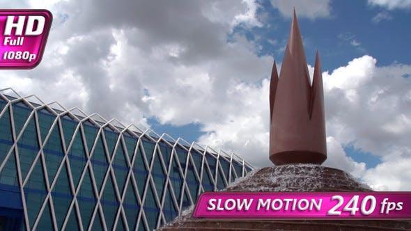 Thumbnail for Futuristic Architecture Astana