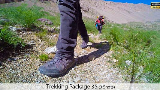 Thumbnail for Walking Mountaineer