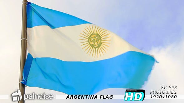Thumbnail for Argentina Flag