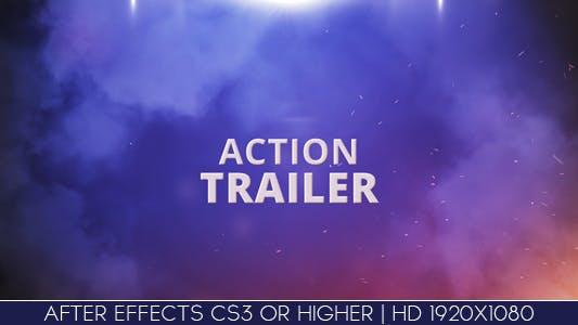 Thumbnail for Trailer d'action