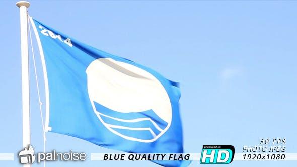 Thumbnail for International Blue Quality Flag Beach (2-Pack)