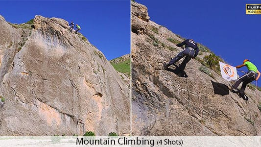 Thumbnail for Mountain Climbing