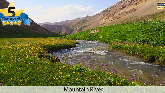 Cover Image for Mountain River
