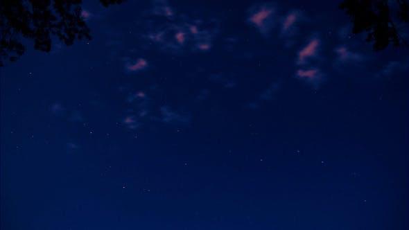 Thumbnail for Stars On Night Sky