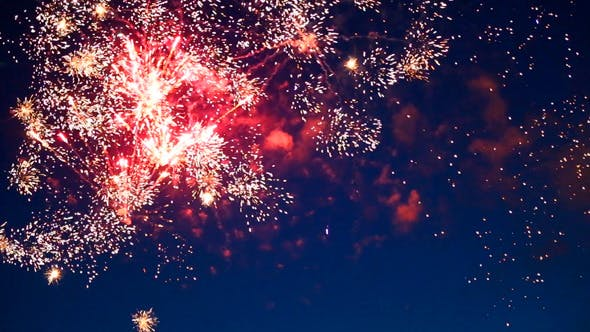 Thumbnail for Beautiful Fireworks Show
