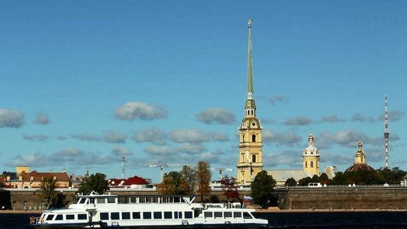 Thumbnail for Peter and Paul Fortress, St. Petersburg, Russia