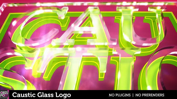 Thumbnail for Caustic Glass Logo