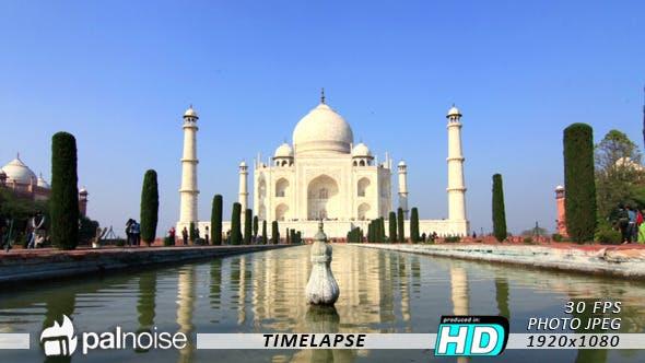 Thumbnail for Taj Mahal World Wonder, India