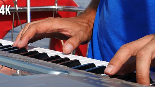 Pianist On The Yacht