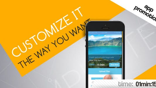 Thumbnail for App Product Promotion
