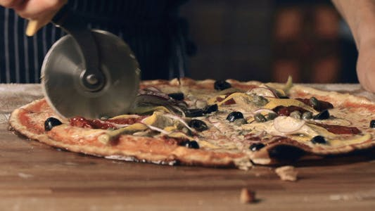 Thumbnail for Slicing Pizza