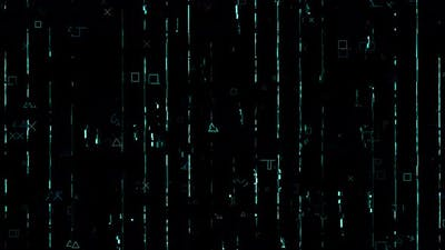 Matrix Glitch
