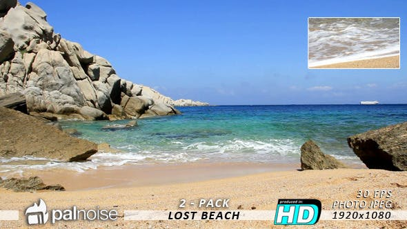 Cover Image for Lost Paradise Beach (2-Pack)