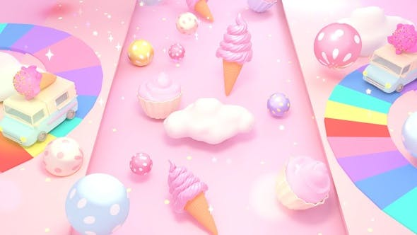 Thumbnail for Sweet Candy Land