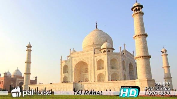 Thumbnail for Taj Mahal India