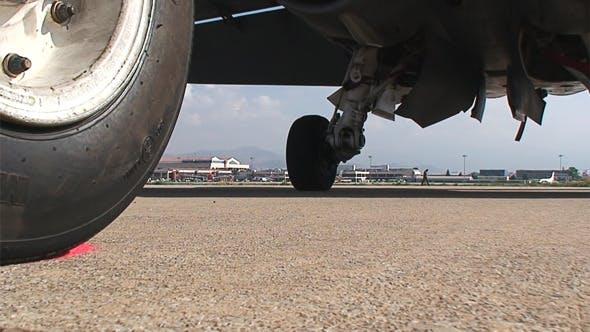 Thumbnail for Aircraft At Airport 09