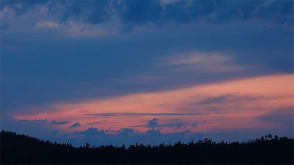 Thumbnail for Mountain Sunset