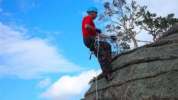 Thumbnail for Rock Climber