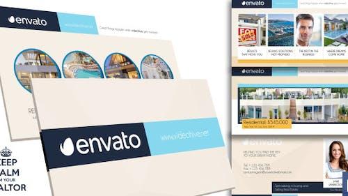 Realtor - Responsive Real Estate Template