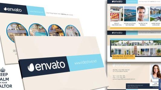 Thumbnail for Realtor - Responsive Real Estate Template