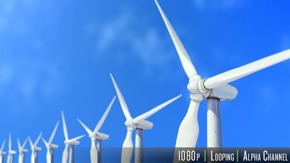 Thumbnail for Windpark Turbine