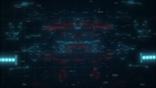 HUD-UI Background 4k