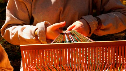 Thumbnail for The Ancient Craft Of Weaving