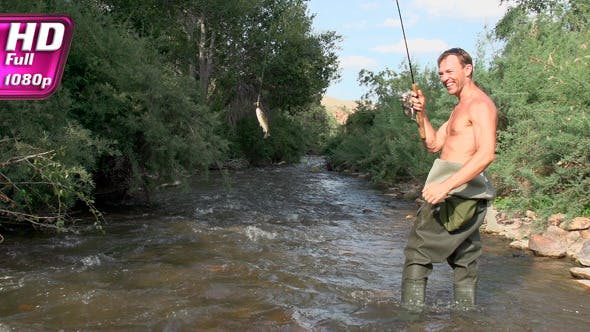 Thumbnail for Caught Trout