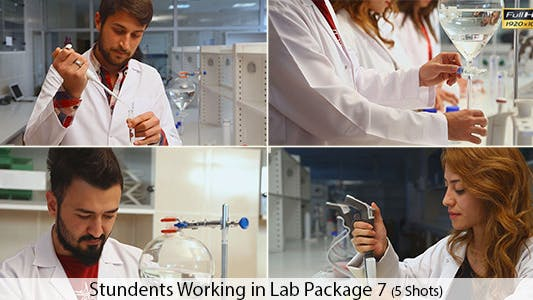 Cover Image for Students Working in Lab