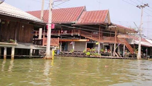 Thumbnail for Floating Market, Bangkok, Thailand 8