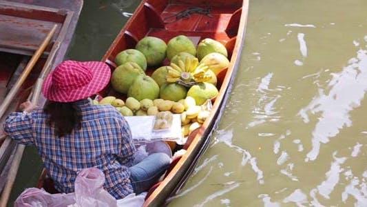 Thumbnail for Floating Market, Bangkok, Thailand 4