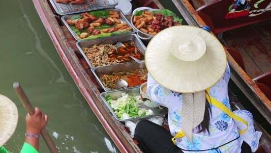 Thumbnail for Floating Market, Bangkok, Thailand 3