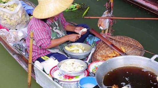 Thumbnail for Floating Market, Bangkok, Thailand 2