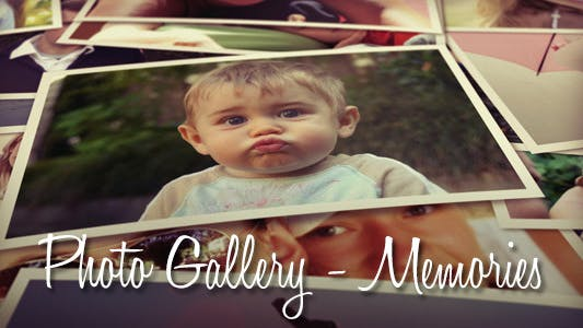 Thumbnail for Photo Gallery - Memories