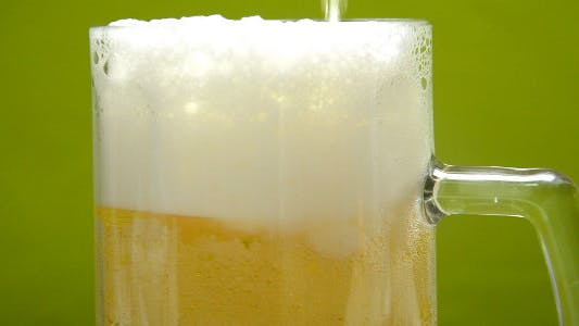 Thumbnail for Pouring Beer into a Glass