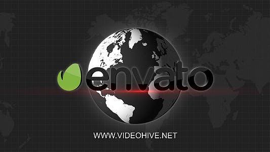 Thumbnail for Earth Logo Reveal v2