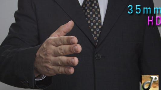 Thumbnail for Man Ready For Handshake