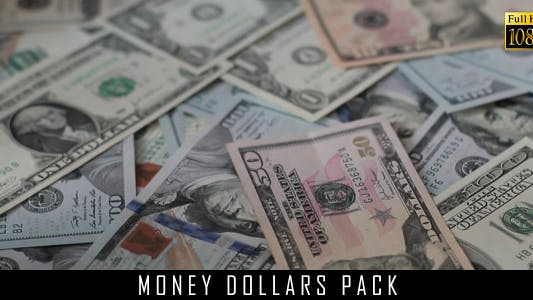 Thumbnail for Money Dollars Pack